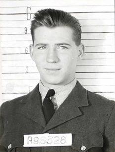 Flight Sergeant Richard Byrne Honeycombe