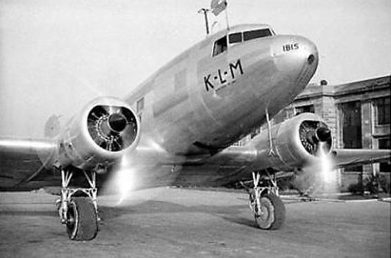 Douglas DC3, PH-ALI