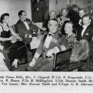 61 Group (Reserve Command) Annual Ball, 1949 | 'The Tatler and Bystander