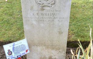 Sergeant Kenneth Victor Williams
