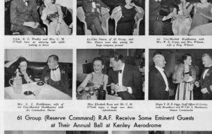61 Group (Reserve Command) Annual Ball, 1949