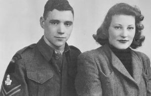 From WAAF to War Bride