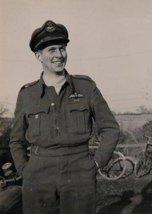 Lloyd Vernon Chadburn, of Montreal, Canada. | F/Lt. Edward Lefferts 'Doc' Thorne