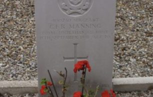 Sergeant Charles Frederick Richard Manning (RAAF)