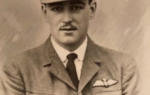 Flying Officer Peter Bagwell Rogers