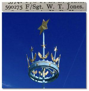 Flight Sergeant William Thomas Jones