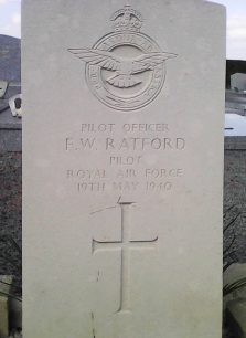 Pilot Officer Frederick William Ratford