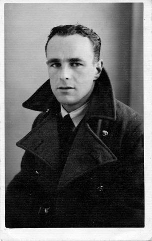 Leading Aircraftman Frederick Gordon
