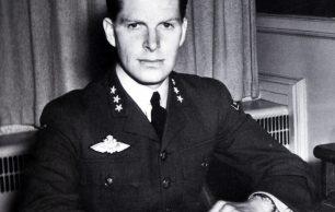 Captain (Flight Lieutenant) Jens Skjelderup Hertzberg