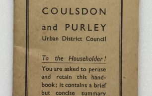 The Official A.R.P. Handbook (Coulsdon and Purley)