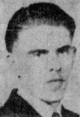 Gunner Georges Tremblay | Newspaper clipping - Operation Picture Me