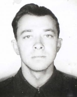 Bombardier Fernand Poudrier. | Canadian Army Service File