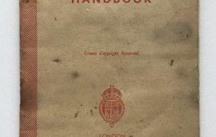 'The Fire Guards Handbook' - 1942