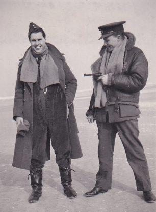 Horne and P/O Petrus