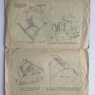 Anderson Shelter Leaflet - February, 1939 (Page 12-13   Robin Grainger