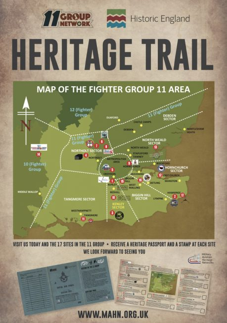 Military Aviation Heritage Networks Trail