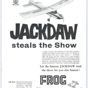 1962 World RC Aerobatic Championships Programme. Page 19.  | GBRCAA