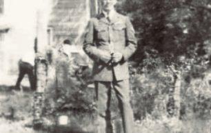 Flight Sergeant Victor Howard Miller