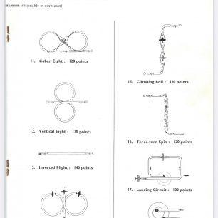 1962 World RC Aerobatic Championships Programme. Page 11.  | GBRCAA