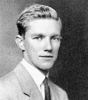 William Alexander Miller Dabney   Law School Yearbook